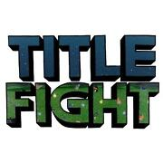 Title Fight Floral Green