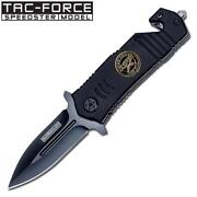 Spring Assisted Knife USMC