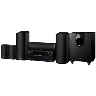 Onkyo - HT-S5800 - 5.1.2-Channel Dolby Atmos Home Theater System Onkyo Wireless Home Theater System
