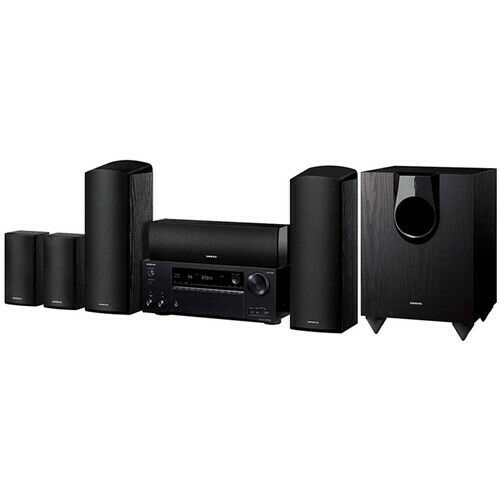 Onkyo - HT-S5800 - 5.1.2-Channel Dolby Atmos Home Theater Sy