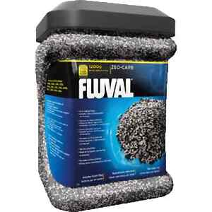 Fluval zeo carbon 1200g with bag aquarium fish tank filter for Fish tank charcoal