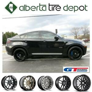 BMW X6 Winter Tire Rims SALE LOWEST PRICE 255/50R19 325/30R21 255/55R18 235/55R19 255/50R19 275/40R20 315/35R20 285/35R2