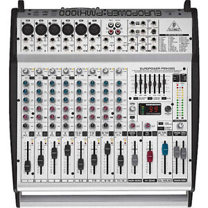 Mixer and speakers for sale