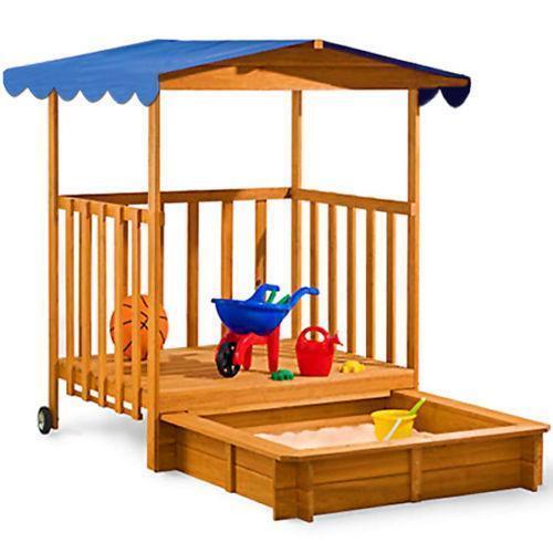 spielhaus mit sandkasten | ebay,
