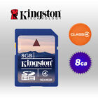 Kingston 8GB SD Mobile Phone Memory Cards