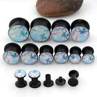Ear Plugs Tunnels 12mm