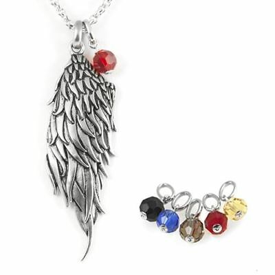 Dark Angel Wing Necklace (Multiple Options) By Controse