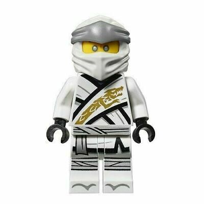 LEGO Ninjago Legacy White Ninja Zane Minifigure (70667)
