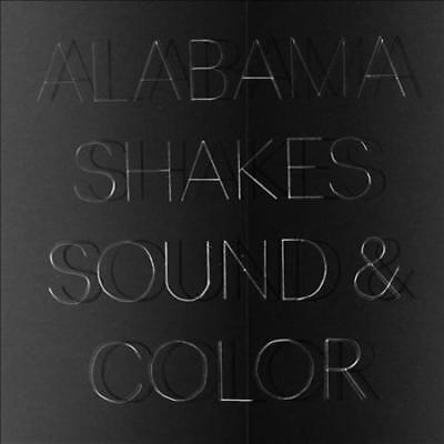 ALABAMA SHAKES - SOUND & COLOR [SLIPCASE] NEW CD for sale  USA