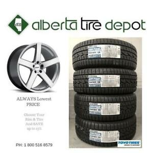 10% SALE LOWEST Price OPEN 7 DAYS Toyo Tires All Weather 225/45R17 Toyo Celsius Shipping Available Trusted Business