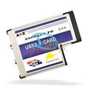 Express Card 54 USB 3.0
