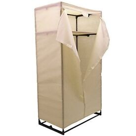 clothe wardrobe, dismantles and easy to assemble reduced from £7.50 to £5.00