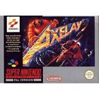 Axelay Nintendo SNES Video Games