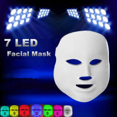 7 Colors Led Light Photon Facial Light Skin Rejuvenation Led