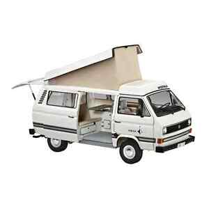 Revell 1:25 Volkswagen T3 Camper Van Model Kit Set (07344)