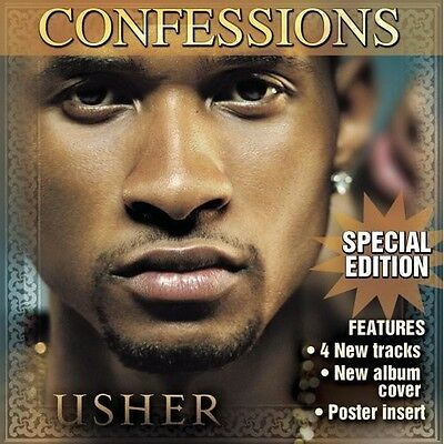 Usher   Confessions  New Cd  Special Edition