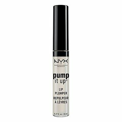 NYX Pump It Up Lip Plumper, Liv, 0.27-Ounce (Packaging May Vary) New