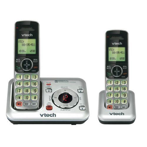 Vtech CS6429: Cordless Telephones & Handsets