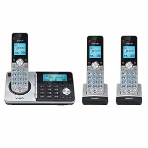V-Tech CS 5158-3 DECT 6.0 Three Handset Cordless Phones$35.00