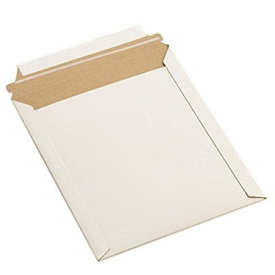 11x13.5 Rigid Photo Mailers Envelopes Flat Document Self Seal 100 To 1000