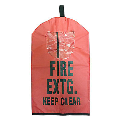 New Fire Extinguisher Covers With Window For 5 Abc Co2 Halotron 20 X 11 12