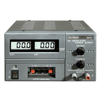 Extech 382213 Digital Dc Power Supply