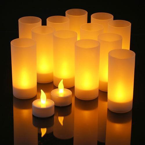 LED Candles & Tealights