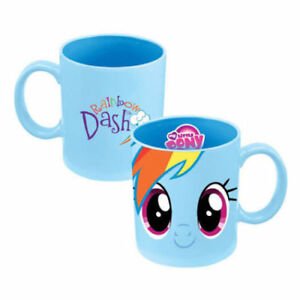 "Hasbro My Little Pony ""Rainbow Dash"" 12oz Mug - Never Used"