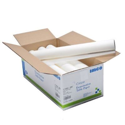 Exam Table Paper Creped 21'' 12/case - Table Paper