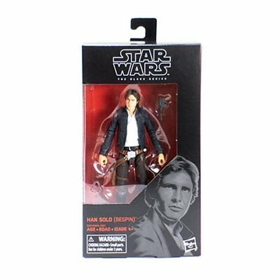 Star Wars The Black Series Han Solo Bespin 6 Inch Action Figure Pre Order