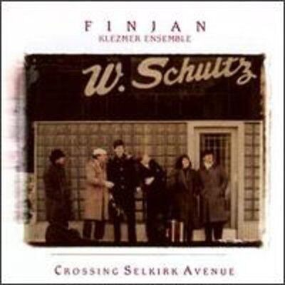 Finjan   Crossing Selkirk Ave  New Cd
