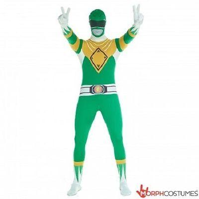 - Power Ranger Kostüm Anzug