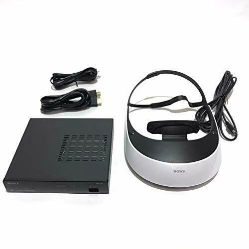 Sony HMZ-T2 Personal 3D Viewer Head Mounted Display HD OLED Panel