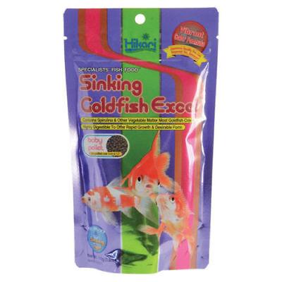 Hikari Sinking Goldfish Excel Baby Pellets Fish Food (Hikari Goldfish Pellets)