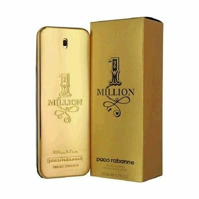 Paco Rabanne 1 One Million Edt 200ml 6.7oz Eau De Toilette Hombres Homens Men
