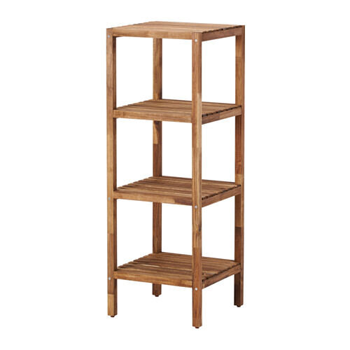 IKEA \'MUSKAN\' Bathroom Shelving Unit Baby Room Bedroom - Collection ...