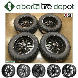 LOWEST PRICE Ford F150 F250 F350 Raptor Rim Tires AT MT Winter 38X15.50R20 37X13.50R22 35X12.50R22 325/50R22 37X13.50R22