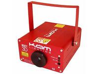 Disco/Karaoke Laser Light (Kam Mighty 3D)