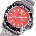 Orient Stainless Steel Band Diver Wristwatches