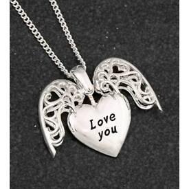 Equilibrium LOVE YOU necklace