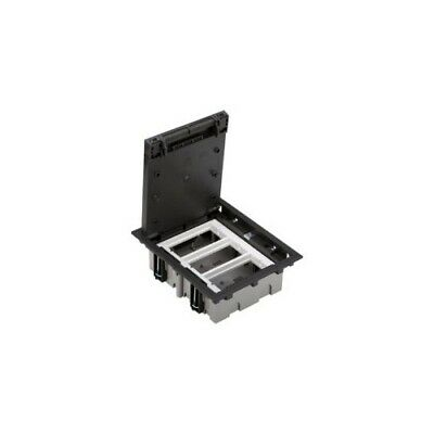 CAJA SUELO TECNICO SIMON 500 CIMA 90mm 3 Modulos 25050103