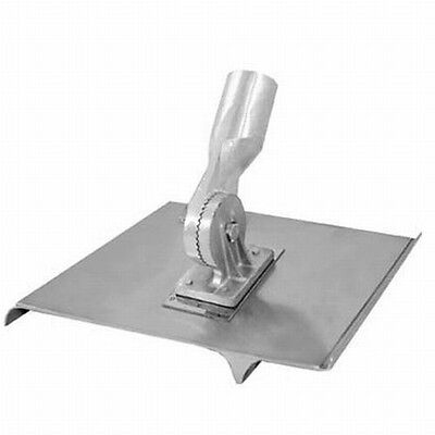 Kraft Tool Walking Concrete Edger Groover Stainless Steel 34 Radius 78 Bit