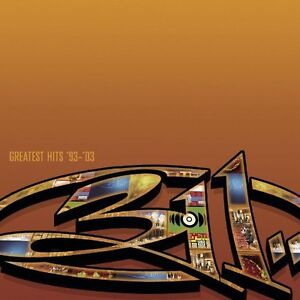 311 - Greatest Hits 93-03 [New CD]