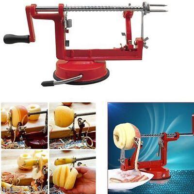 3 In 1 Apple Potato Peeler Slicer Corer Kitchen Coring Machine for Fruit & Veg