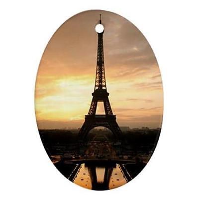 - EIFFEL TOWER PARIS FRANCE CHRISTMAS ORNAMENT GREAT GIFT!