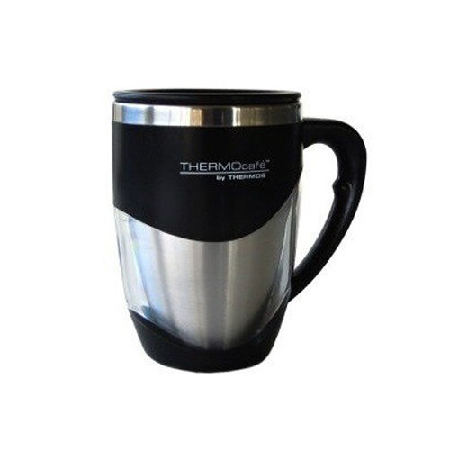 Details about Oasis Insulated Double Wall Travel Coffee Cup Mug with Lid 480ml