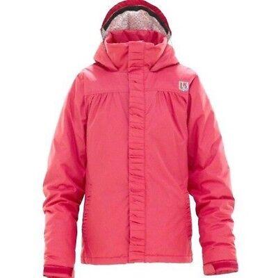 Burton Girls Charm (Youth Girl's Burton Charm Ski Snowboard Jacket Watermelon Pink Size Large L)