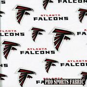 Atlanta Falcons Fabric