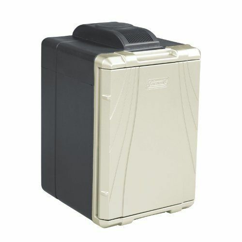 Coleman 40-Quart PowerChill Coleman's PowerChill 40-quart thermoelectric  cooler ...