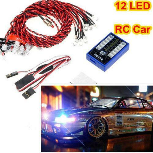 Rc Flashing Light Ebay
